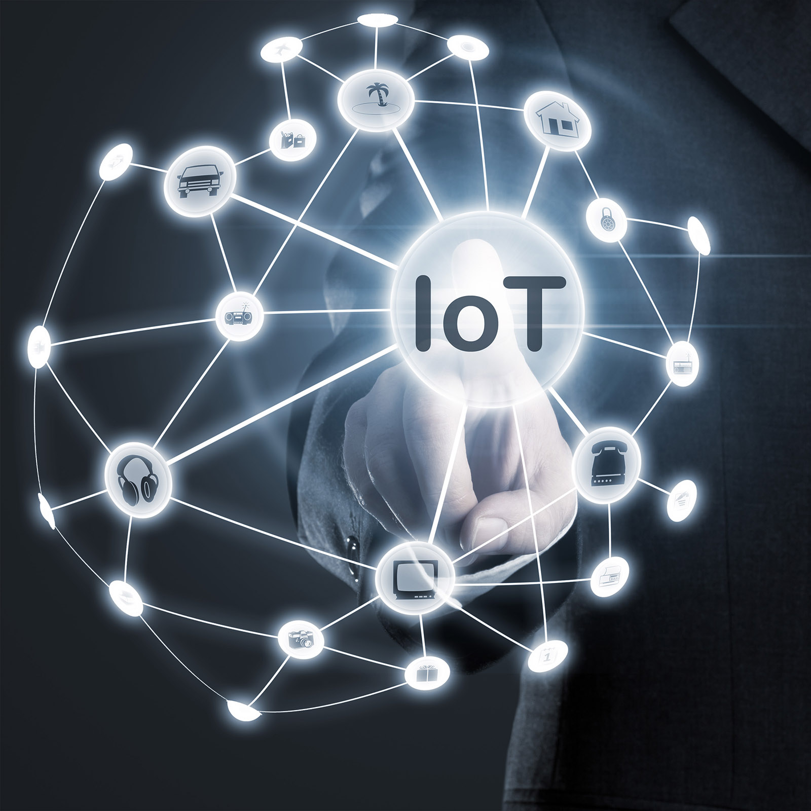 IoT (internet of things) network